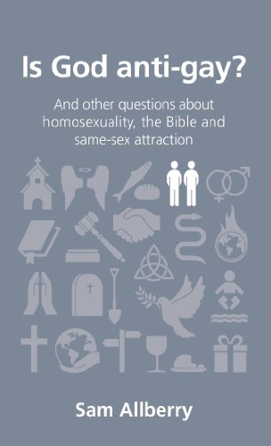Cover of the book, Is God anti-gay?