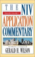Picture of Psalms: v. 1 (NIV Application Commentary) (Hardcover)