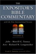 Picture of The Expositor's Bible Commentary: With the New International Version: John and Acts v. 9 (Hardcover)