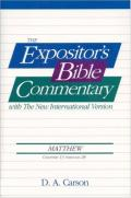 Picture of Matthew: Chapters 13-28 v. 2 (Expositor's Bible Commentary) (Paperback)