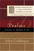 Picture of Psalms: Psalms 1-41 v. 1 (Baker Commentary on the Old Testament Wisdom & Psalms) (Hardcover)