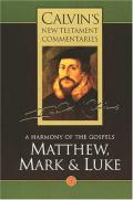 Picture of Calvin's New Testament Commentaries: A Harmony of the Gospels Matthew, Mark and Luke, Vol II Vol 2 (Paperback)