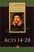 Picture of Calvin's New Testament Commentaries: The Acts of the Apostles 14-28 Vol 7 (Paperback)