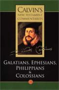 Picture of Calvin's New Testament Commentaries: The Epistles of Paul the Apostle to the Galatians, Ephesians, Philippians, and Colossians Vol 11 (Paperback)