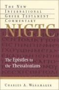 Picture of The Epistles to the Thessalonians (The new international Greek testament commentary) (Hardcover)