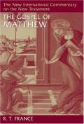 Picture of The Gospel of Matthew (New International Commentary on the New Testament) (Hardcover)