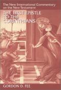 Picture of First Epistle to the Corinthians (The new international commentary on the New Testament) (Hardcover)