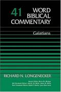 Picture of Word Biblical Commentary: Galatians (Hardcover)