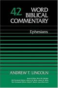 Picture of Word Biblical Commentary: Ephesians (Hardcover)