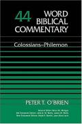 Picture of Colossians and Philemon: 44 (Word Biblical Commentary) (Hardcover)