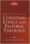 Picture of New Dictionary of Christian ethics & pastoral theology (Hardcover)