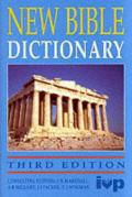 Picture of New Bible Dictionary (Hardcover)