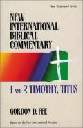 Picture of 1 and 2 Timothy, Titus - New International Biblical Commentary New Testament 13 (Paperback)