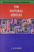 Picture of The Pastoral Epistles (Black's New Testament Commentary) (Hardcover)