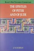 Picture of The Epistles of Peter and Jude (Black's New Testament Commentary) (Hardcover)