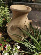 Jar in the garden of the Garden Tomb