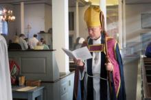 Bishop Bill Love